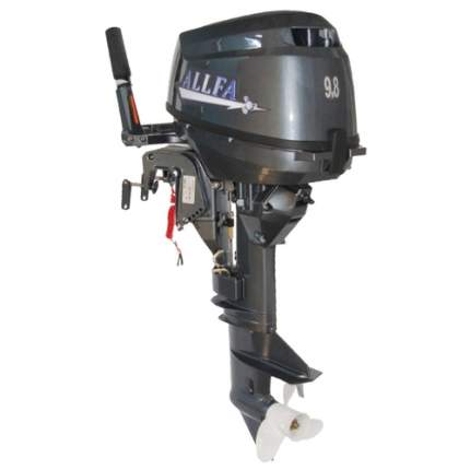 Лодочный мотор Allfa F9.8S