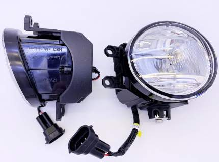 Противотуманные фары LED FOG90V2 (5000К) для TOYOTA/LEXUS