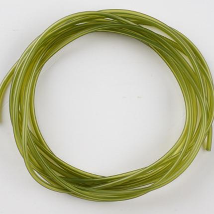 Трубка Mikado противозапутывающая, тонущая, зеленая