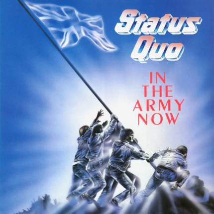 Аудио диск Status Quo In The Army Now (RU)(CD)