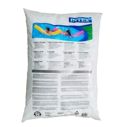 Песок кварцевый для фильтрующего насоса, уп, 25 кг, арт, ПКВ-25, Интекс