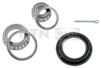 Комплект подшипника ступицы колеса SNR R153.07