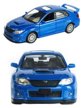 Коллекционная модель Uni-Fortune Subaru WRX STI в ассортименте