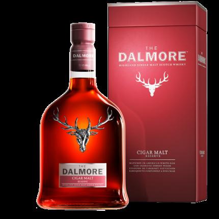 Виски  The Dalmore Cigar Malt Reserve