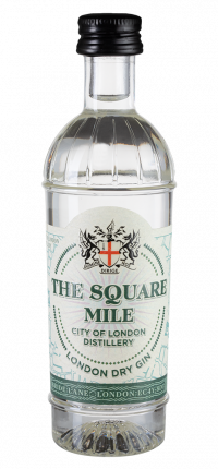 Джин  Square Mile London Dry Gin