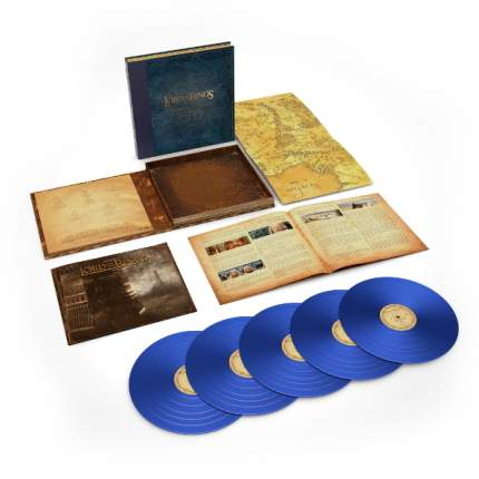 Howard Shore The Lord Of The Rings: The Two Towers - The Complete Recordings