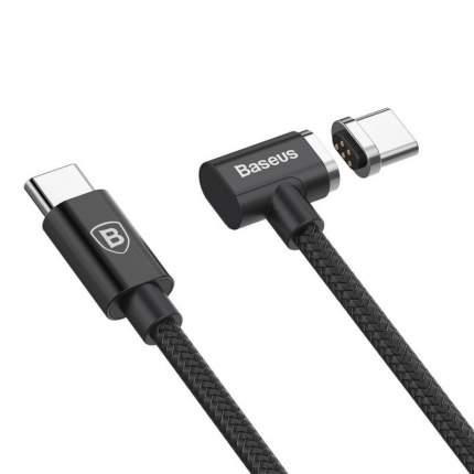 Кабель Baseus Magnet Magnetic USB Type-C 1.5м Black
