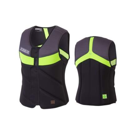 Гидрожилет мужской Jobe 2017 Hybrid Comp Vest, lime, S