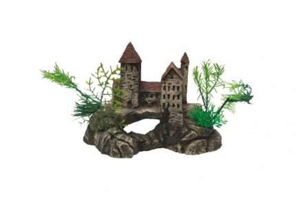 Грот для аквариума DEKSI  Малый замок № 612 пластиковый, 19 х 6 х 16 см