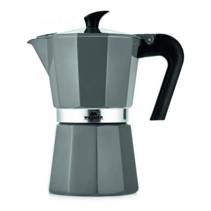Гейзерная кофеварка Walmer Smart на 6 чашек, 300л, W37000602
