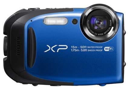 Фотоаппарат цифровой компактный Fujifilm XP80 Blue