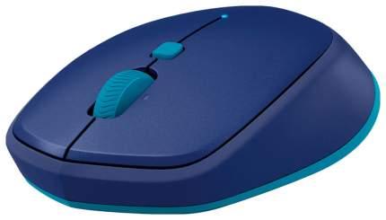 Беспроводная мышь Logitech M535 Cyan/Blue (910-004531)