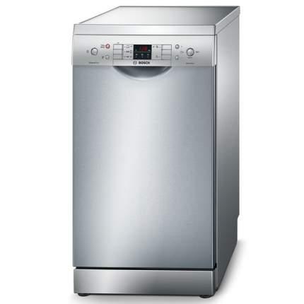 Посудомоечная машина 45 см Bosch SPS53M58RU silver