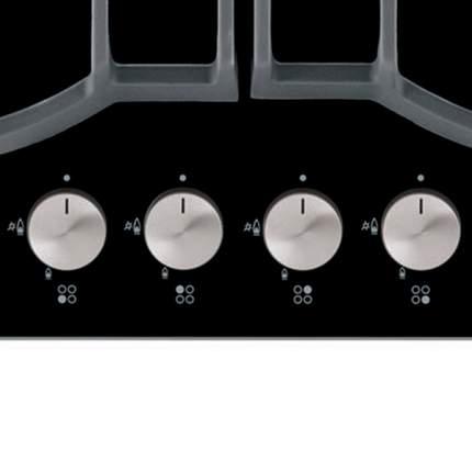 Встраиваемая варочная панель газовая AEG HG5694340B Black