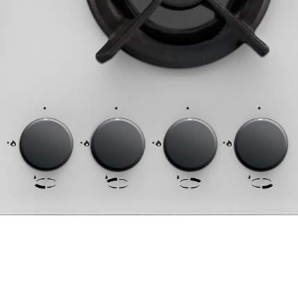 Встраиваемая варочная панель газовая Hansa BHGW63111035 White