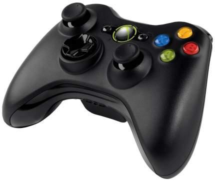 Геймпад для игровой приставки XBOX360 Черный NSF-00002