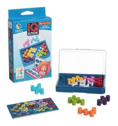 Логическая игра Bondibon iq-блок