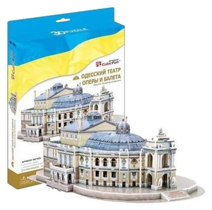 Пазл Cubic Fun 3D MC185h Одесский театр оперы и балета (Украина)
