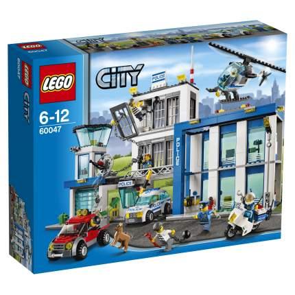Конструктор LEGO City Police Полицейский участок (60047)