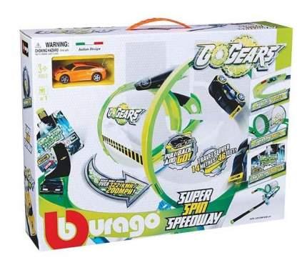 Скоростная трасса Bburago Go gears