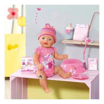 Кукла интерактивная Zapf Creation Baby born 823-163, 43 см