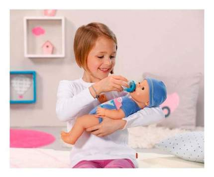 Кукла-мальчик интерактивная Zapf Creation Baby born 820-445, 43 см