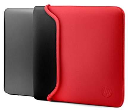 "Чехол для ноутбука 15.6"" HP Chroma Sleeve красный/черный"