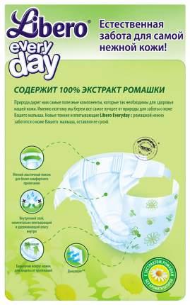 Подгузники для новорожденных Libero Everyday Mini 2 (3-6 кг), 24 шт.