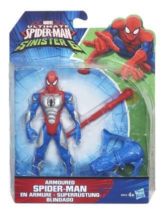 Фигурка персонажа Hasbro Marvel Armoured Spider-Man