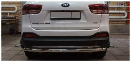 Защита заднего бампера Can Otomotiv для KIA KISO.55.1385