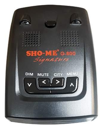 Радар-детектор Sho-Me G-800Signature
