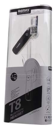 Гарнитура Bluetooth Remax RB-T8 Black