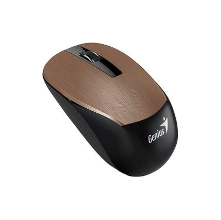 Беспроводная мышь Genius NX-7015 Brown/Black (31030119102)