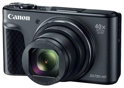 Фотоаппарат цифровой компактный Canon PowerShot SX730 HS Black