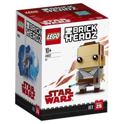 Конструктор LEGO BrickHeadz Рей (41602)
