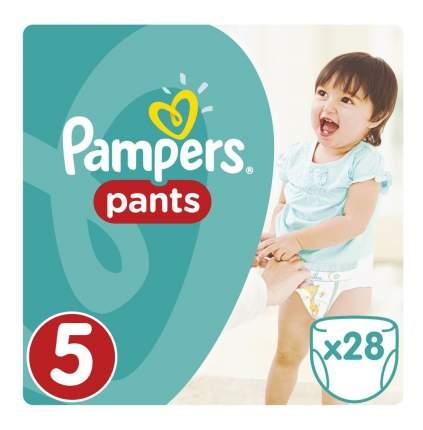 Трусики - подгузники Pampers Pants 11-18 кг - 28 шт