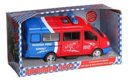 Микроавтобус Russia Pro Sport Автопарк Play Smart А26073