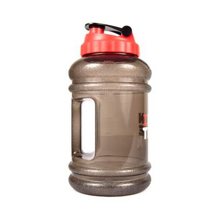 Бутылка Irontrue ITB941-2200 Черно-красная 2200 мл