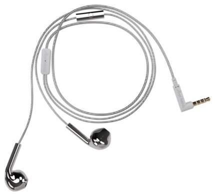 Наушники Happy Plugs 7822 Silver