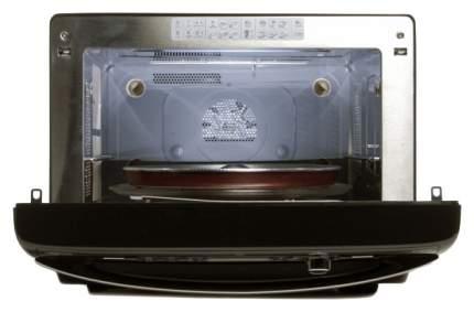 Микроволновая печь с грилем и конвекцией Whirlpool JT 369 BL black