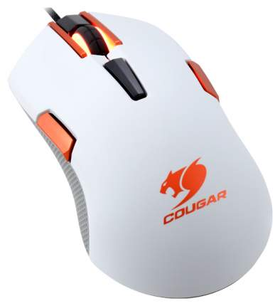 Проводная мышка Cougar 250M White