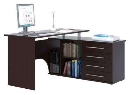 Компьютерный стол СОКОЛ КСТ-109Л, венге