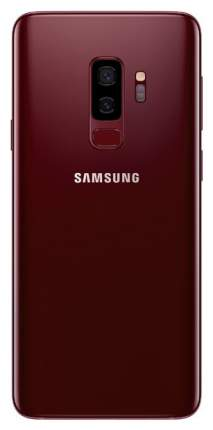 Смартфон Samsung Galaxy S9+ 64Gb Burgundy