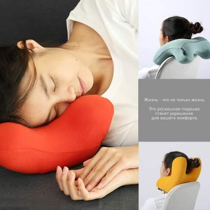 Дорожная подушка Mettle Nap Pillow алая