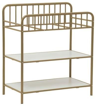 Столик для пеленания Polini Kids Vintagе 1180 металлический, Бронзовый