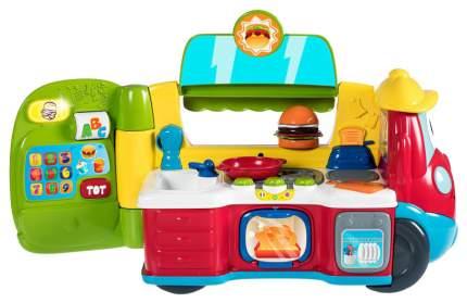 Интерактивная игрушка Chicco Фургон-кухня