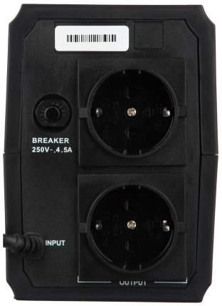 Источник бесперебойного питания Exegate Power Back BNB-600 Чёрно-серебристый