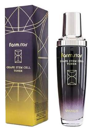 Тонер для лица FarmStay Grape Stem Cell Toner 130 мл