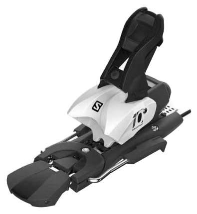 Горнолыжные крепления Salomon N L10 2019 черные/белые, 90 мм