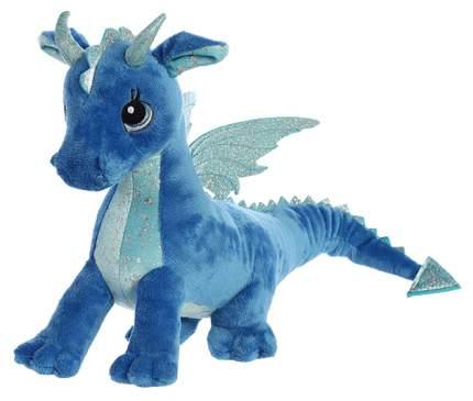 Мягкая игрушка Aurora Cuddly Friends Дракон синий 30 см 170619A